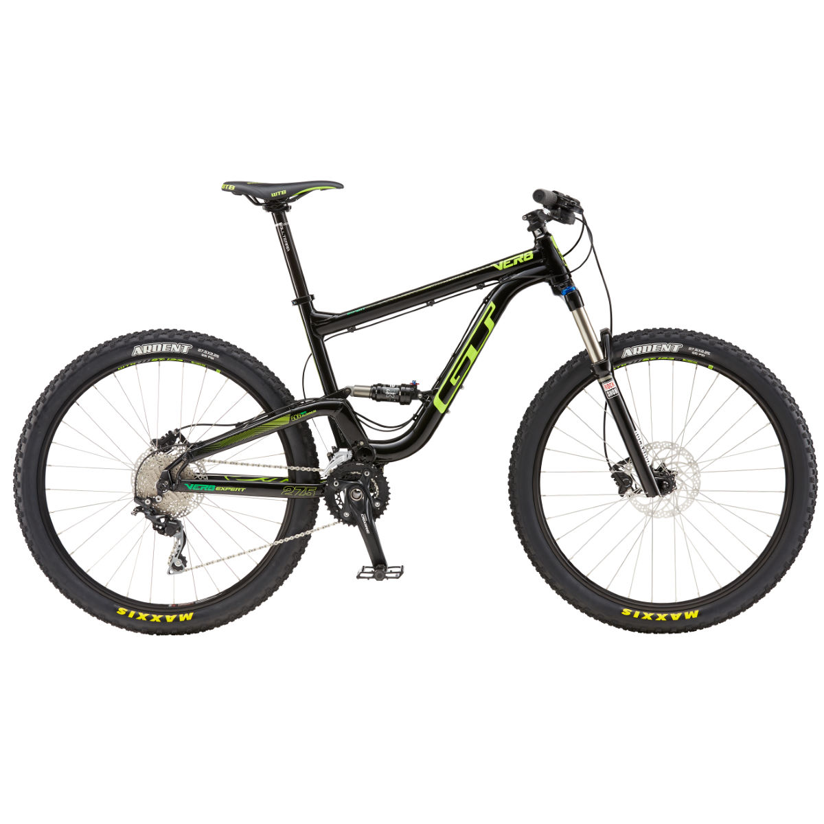 GT Verb Expert (2017)   Full Suspension Mountain Bikes