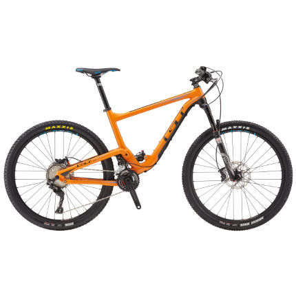 Bici Helion Expert in carbonio (2016) - GT