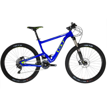 GT Helion Elite Mountainbike (2016)