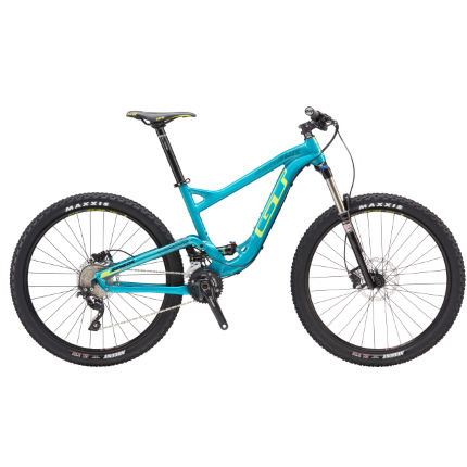 GT Sensor AL Elite Mountainbike (2016)