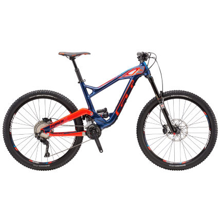 GT Force Carbon Expert Mountainbike (2016)