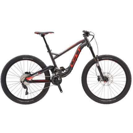 GT Force AL Expert Mountainbike (2016)