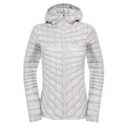 Chaqueta The North Face ThermoBall para mujer (capucha)