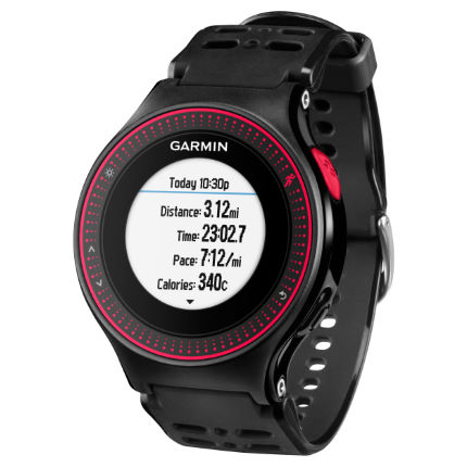 Garmin Forerunner 225 GPS watch with Integrated HRM