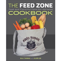 "Libro de cocina Cordee ""The Feed Zone Cookbook"" (en inglés)"