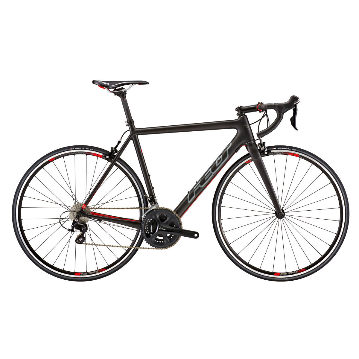 Vélo de route Felt F5 (2016) - 48cm Stock Bike Carbone