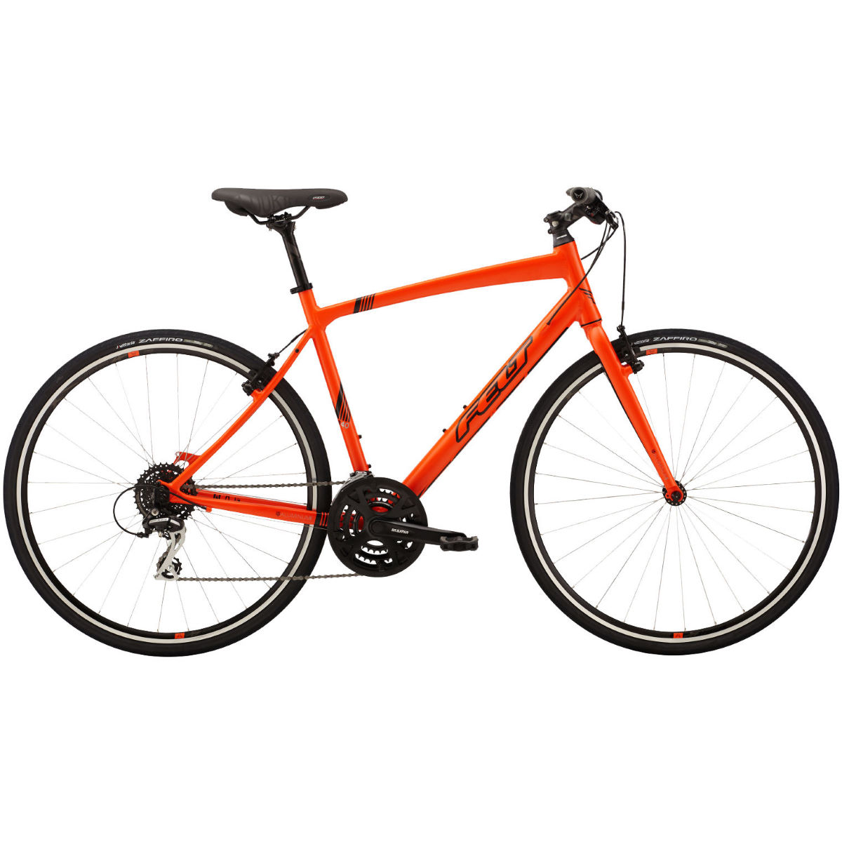 Vélo Felt Verza Speed 40 (2017) - 51cm Orange Vélos hybrides & ville