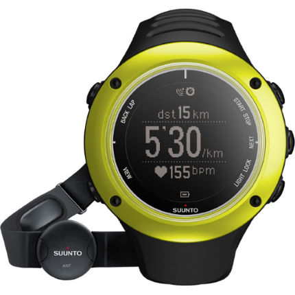 Wiggle Suunto Ambit 2 S Gps Watch With Hrm Watches