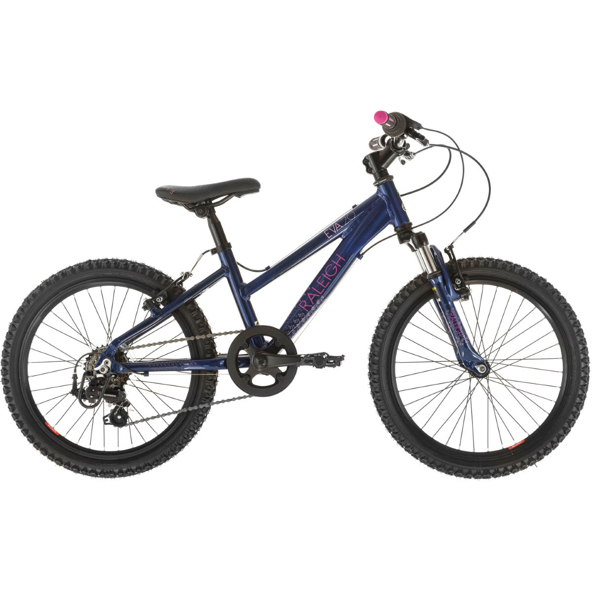 Vélo Enfant Raleigh EVA 20 (2016) - 20'' Wheel Blue/Pink