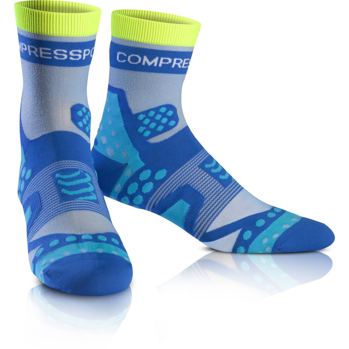 Calcetines Compressport Racing v2.1 Ultralight Run - Calcetines para correr
