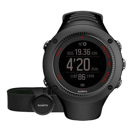 Suunto Ambit 3 Run GPS Running Watch with HRM