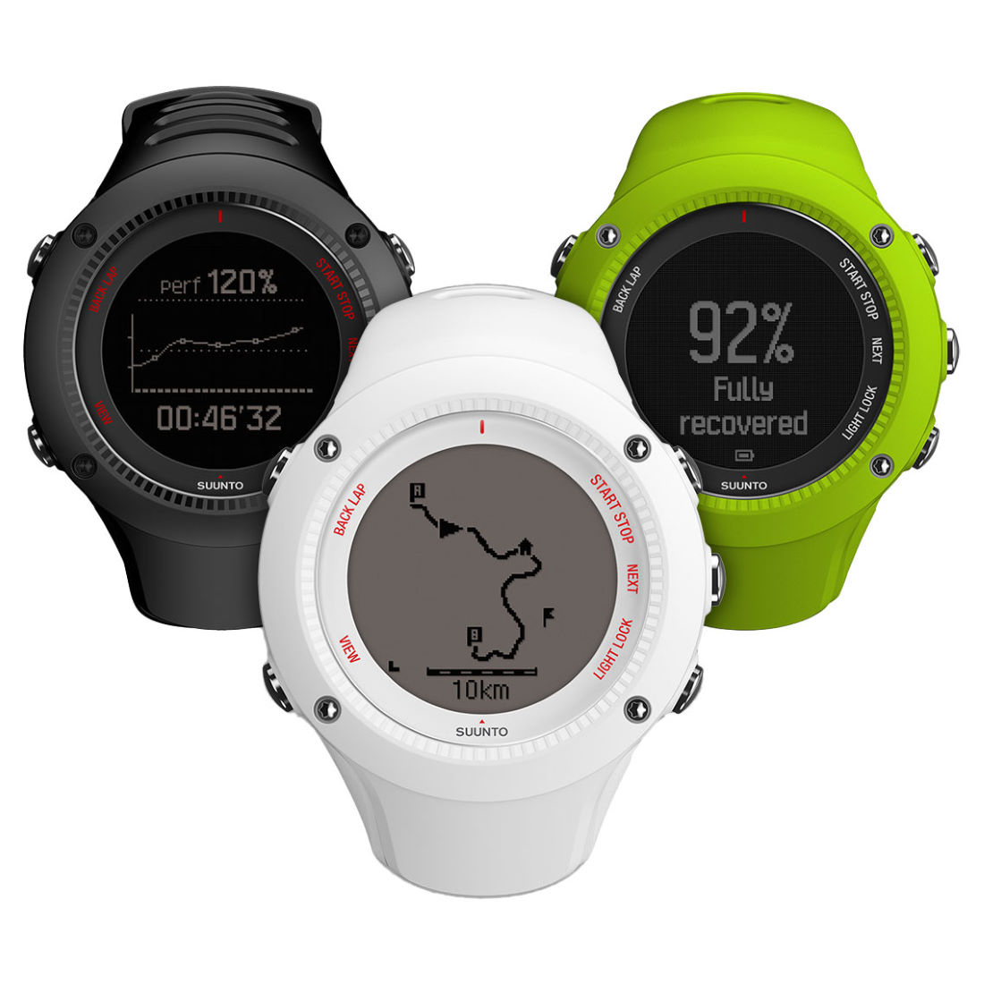 compteurs gps de running suunto ambit 3 run gps running watch wiggle france. Black Bedroom Furniture Sets. Home Design Ideas