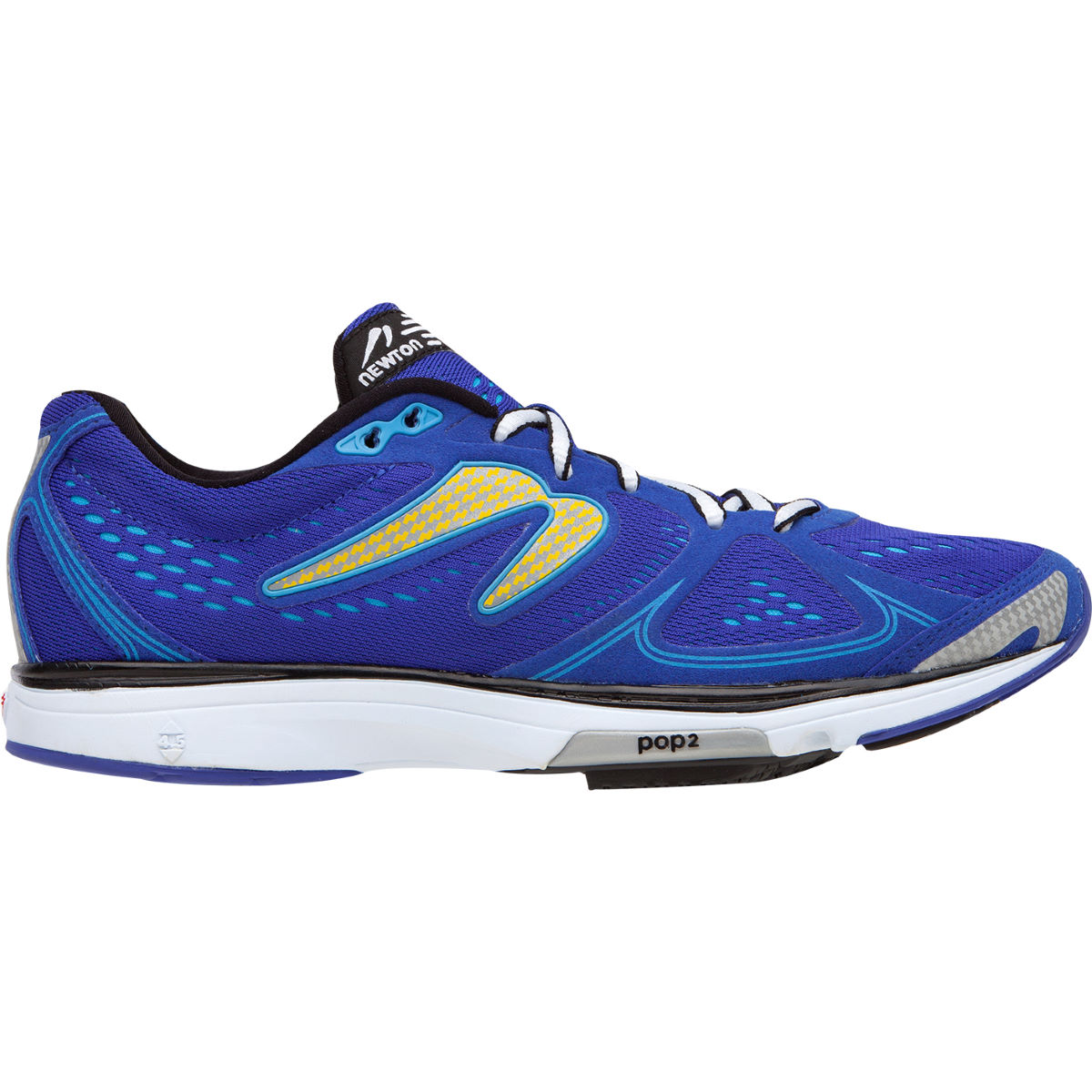 Chaussures Newton Running Fate (AH15) - 11 UK Bleu Chaussures de running amorties