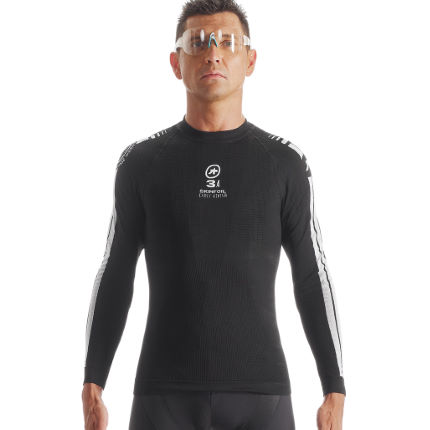 Maillot de corps Assos LS.skinfoilEarlyWinter_evo7