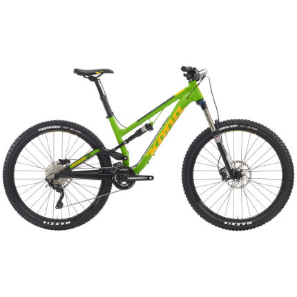 Kona Process 134 Mountainbike (2016)