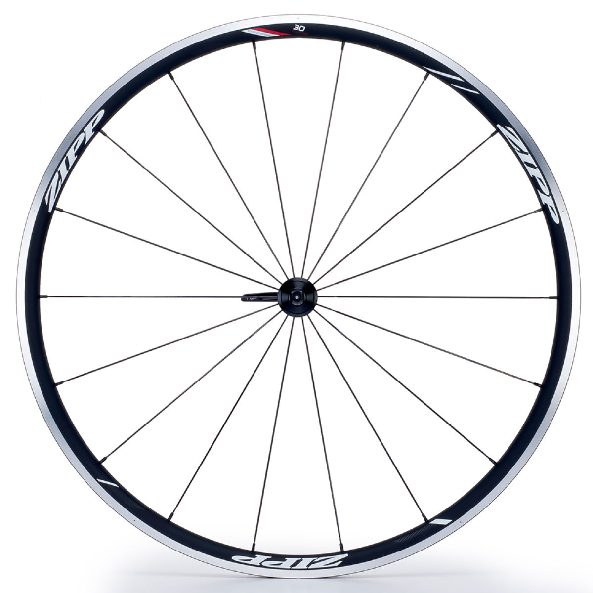 Boyau avant Zipp 30 Course (alliage) - 700c - Tubular Noir Roues performance
