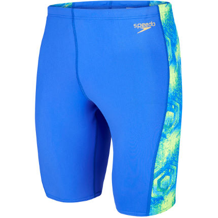 Speedo - Colourstorm Allover Panel Jammer Badehose (F/S 16, knielang)