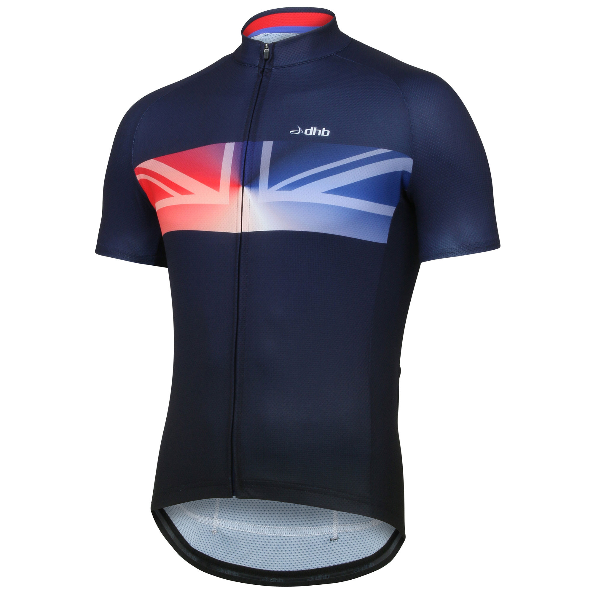 Freedom isn t free cycling jersey - Dhb Gb Edition Short Sleeve Jersey