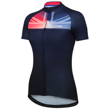 dhb Women's GB Edition Short Sleeve Jersey