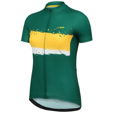 dhb Women's Australia Edition Short Sleeve Jersey