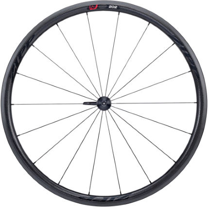 Roue avant Zipp 202 Firecrest (carbone, tringle)