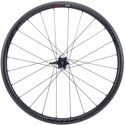 Zipp 202 Firecrest Carbon Clincher Rear Wheel