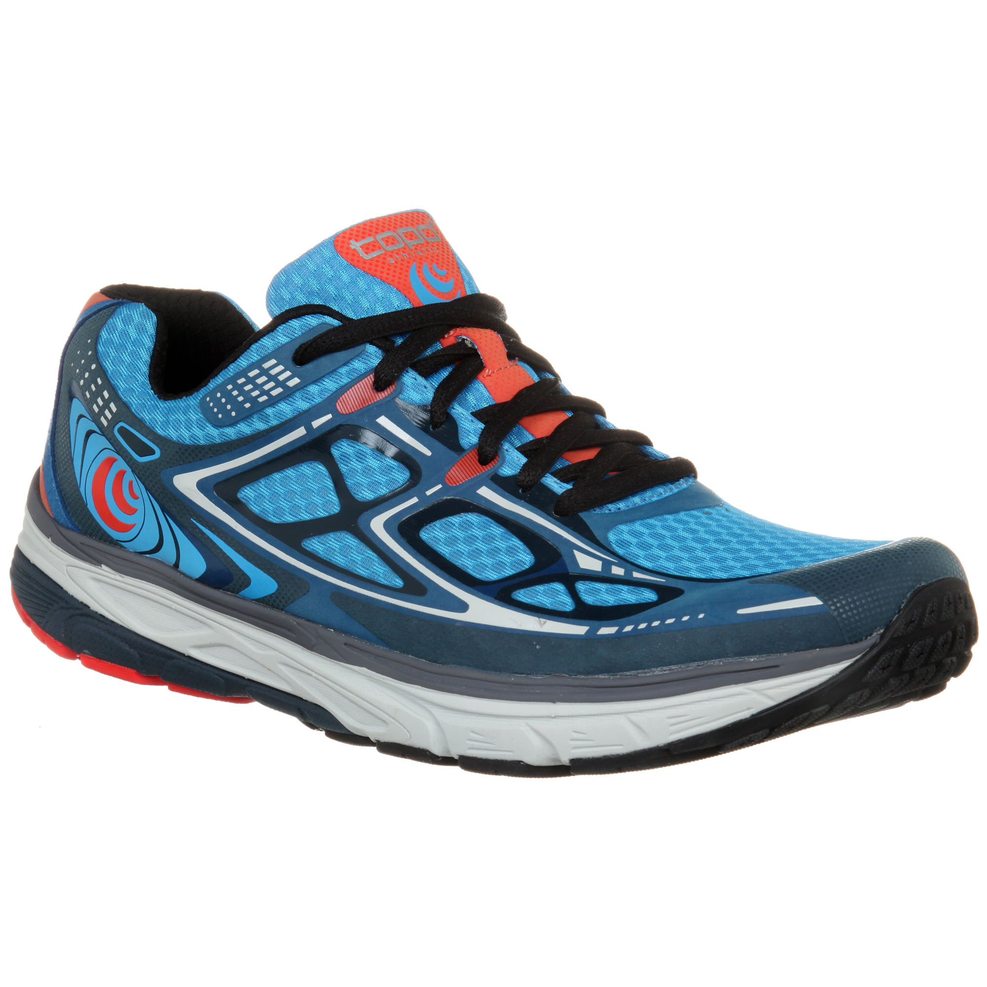 wiggle topo magnifly shoes ss16 cushion running shoes