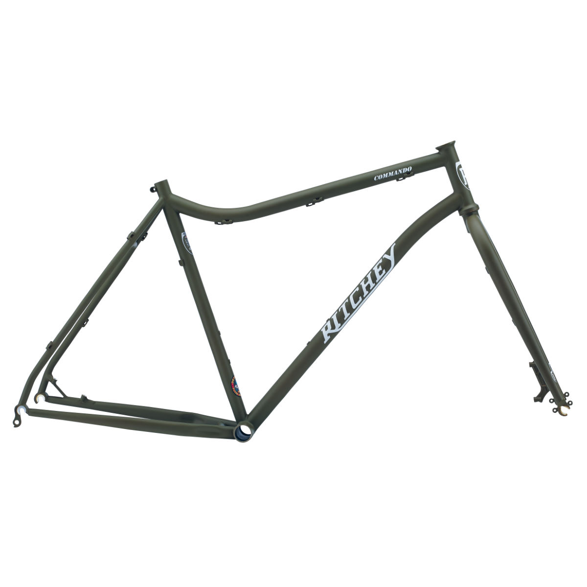 Ritchey WCS Commando Frameset   Hard Tail MTB Frames