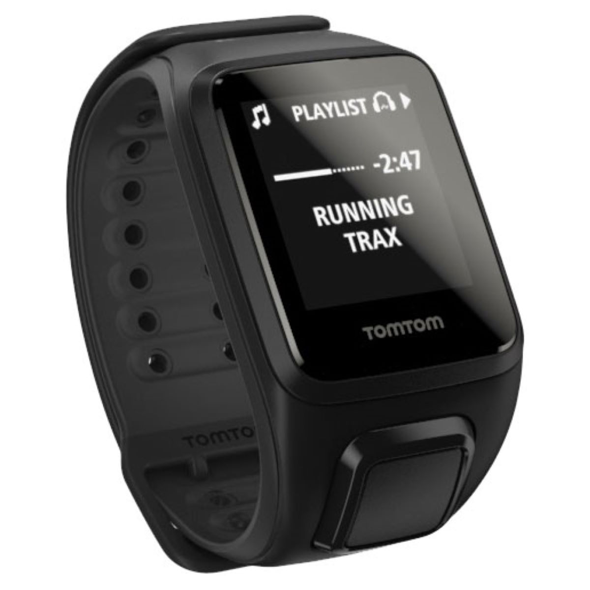 TomTom Runner 2 GPS Watch with Music (Large)   GPS Running Computers