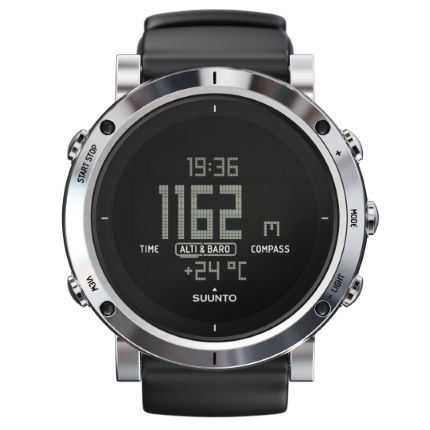 Suunto Core Brushed Steel Ur