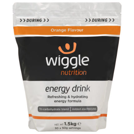 Drink energetico Wiggle Nutrition (1,5kg)