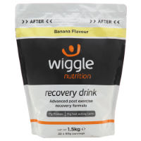 Wiggle Nutrition - Recovery Drink (1.5kg)