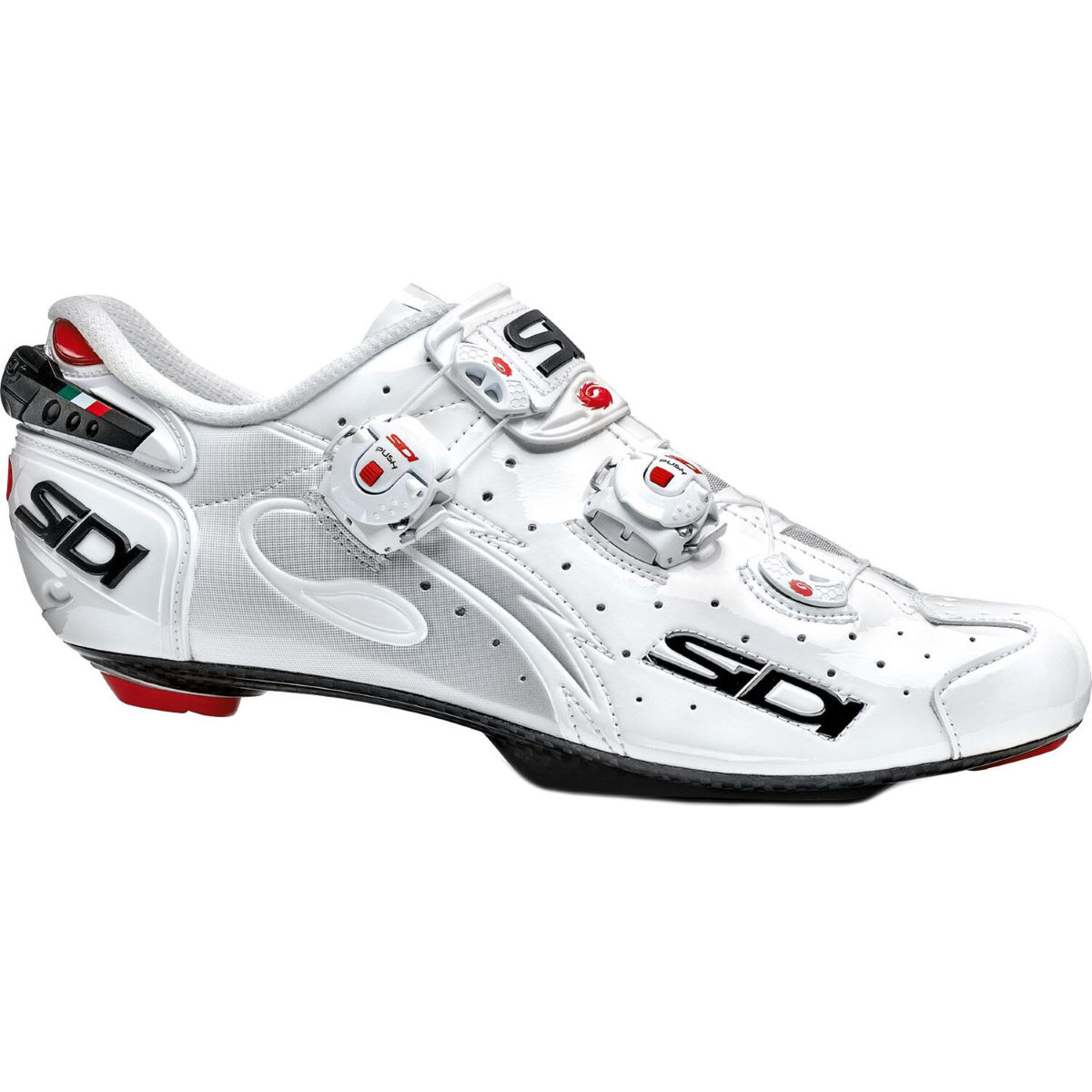 Chaussures de route Sidi Wire Carbon SP (Speedplay) - 43 Blanc/Blanc Chaussures de route