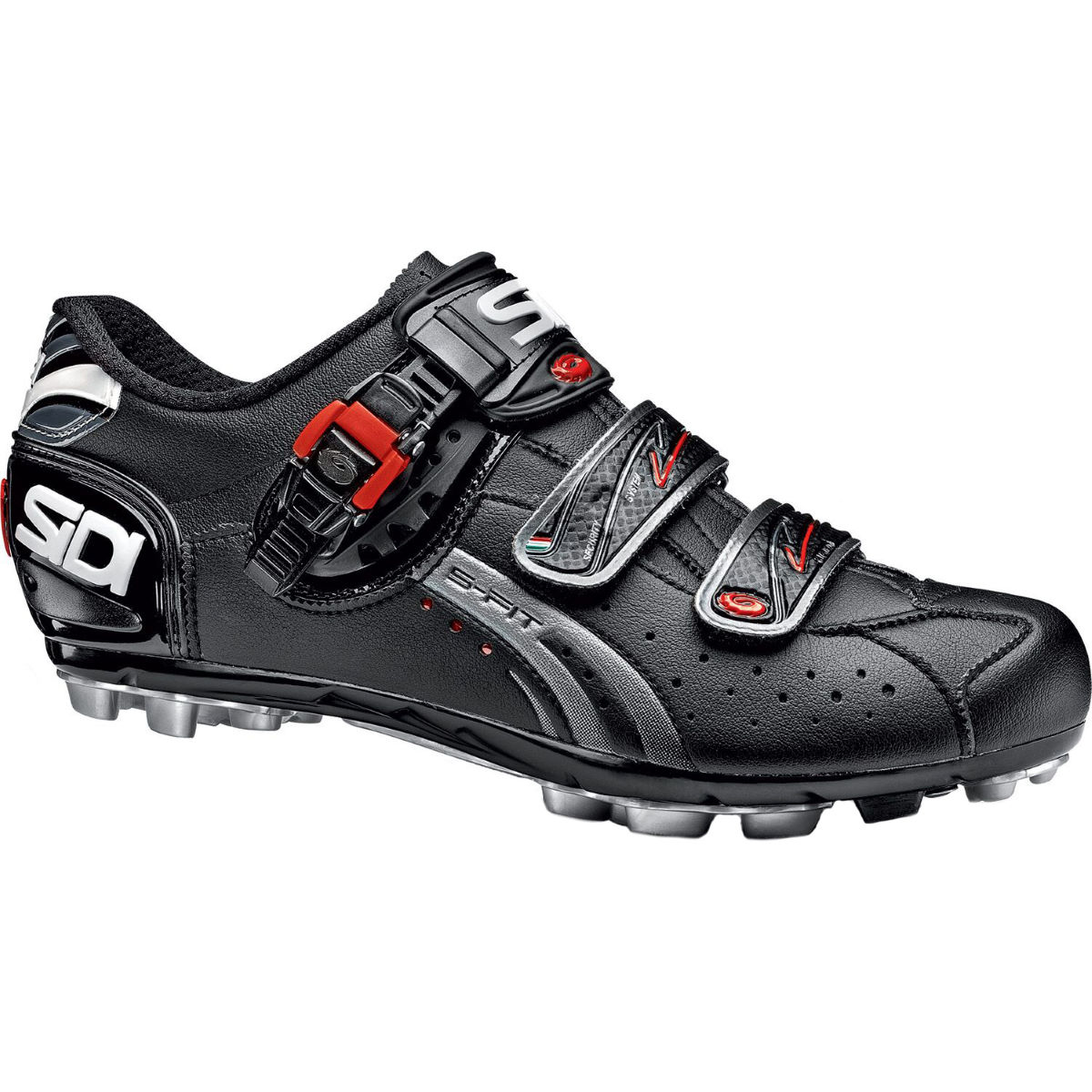 Chaussures VTT Sidi Dominator 5-Fit (coupe mega/large) - 42