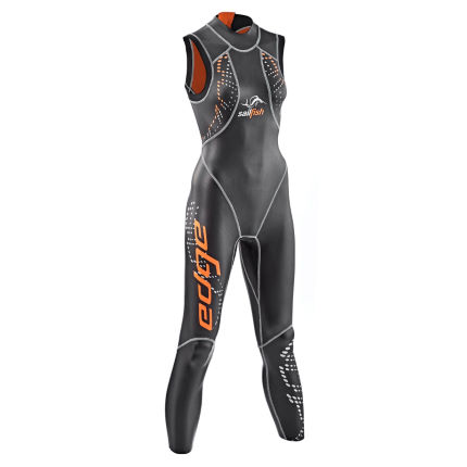 Sailfish Women's Edge Sleeveless Wetsuit
