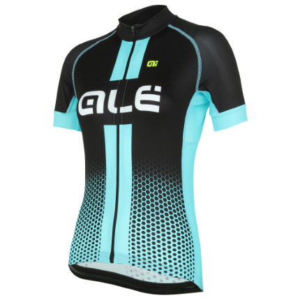 Alé Women's Exclusive Dip Dye Ultra SS Jersey