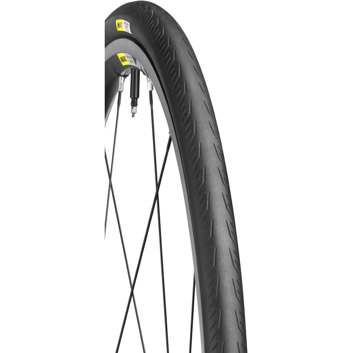 Pneu Mavic Yksion Elite Guard - 700 x 25c Blanc
