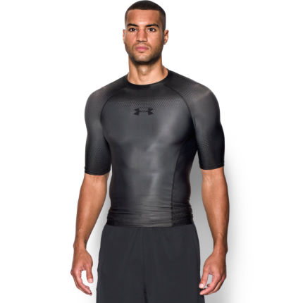 Under Armour Charged Short Sleeve Top (AW16)