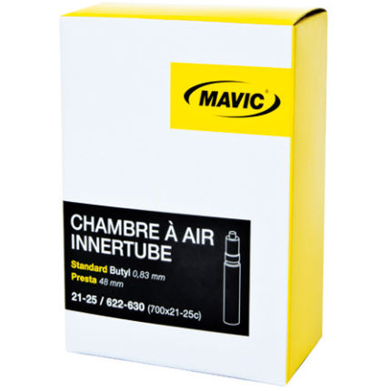 Mavic Road Inner Tube (with 48mm Presta Valve)