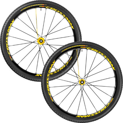 Mavic Crossmax SL Pro LTD 650B Wheelset (with Tyres)