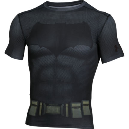 Under Armour Transform Yourself Batman Kompressionströja - Herr