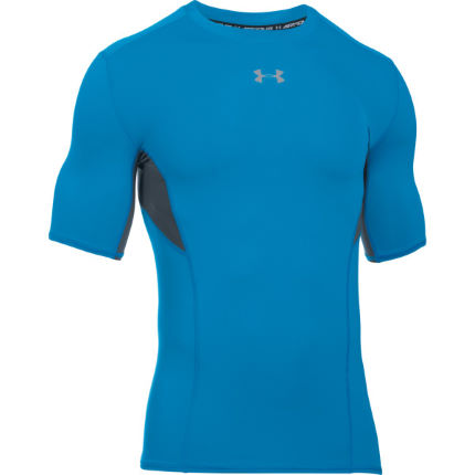 Maillot à compression Under Armour HeatGear Coolswitch Comp (manches courtes, AH16)