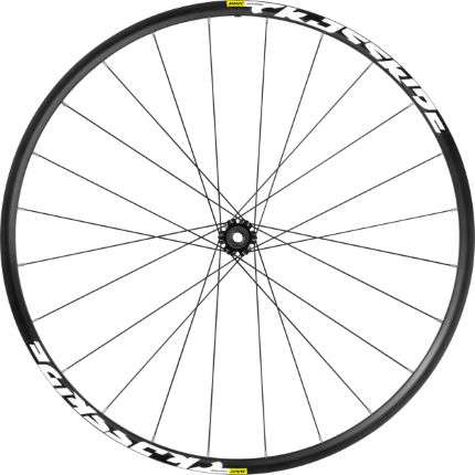 "Mavic Crossride FTS-X 26"" Front Wheel"