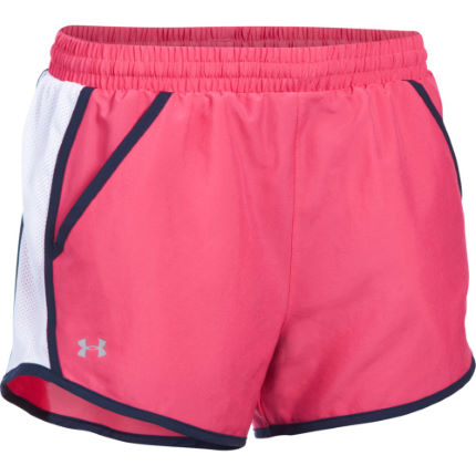Under Armour Fly-By korte hardloopbroek voor dames (LZ16)