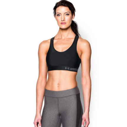 Under Armour Women's Armour Mid Sports Bra (AW16)