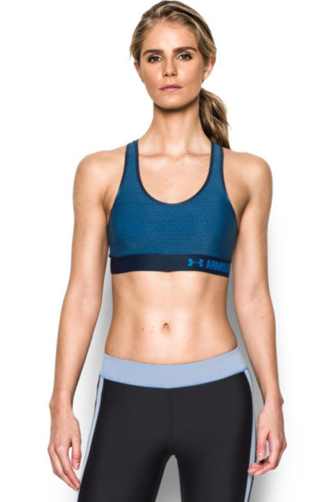 under armour women. under armour women\u0027s heatgear printed mid bra (aw16) women s