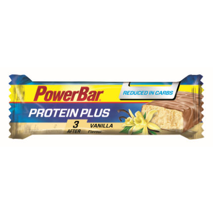 PowerBar Protein Plus Reduced in Carb Bar 30 x 35g