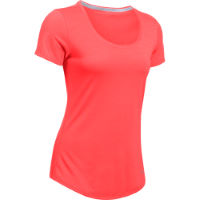 Camiseta de manga corta Under Armour Threadborne Streaker para mujer