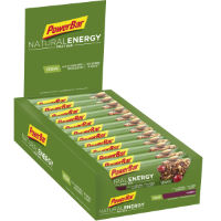 PowerBar Natural Energy Fruit Bar 24x40g