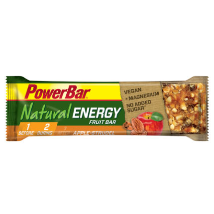 PowerBar Natural Energy Energibar (24 x 40 g, frukt)